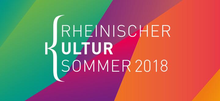 Rheinischer Kultursommer 2018: So bunt und abwechslungsreich ist das Rheinland!