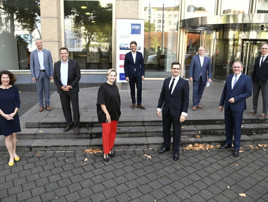 Starke Veränderung der betrieblichen Mobilität und weiterhin großer Bedarf beim Infrastrukturausbau - Erste Digitale Mobilitätskonferenz im Rheinland