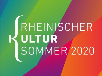 Rheinischer Kultursommer 2020 – mit über 550 Veranstaltungen ein voller Erfolg