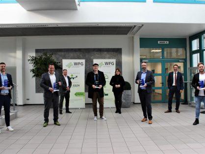 Innovative Unternehmen aus dem Kreis Heinsberg mit Innovationspreis RHEINLAND GENIAL ausgezeichnet