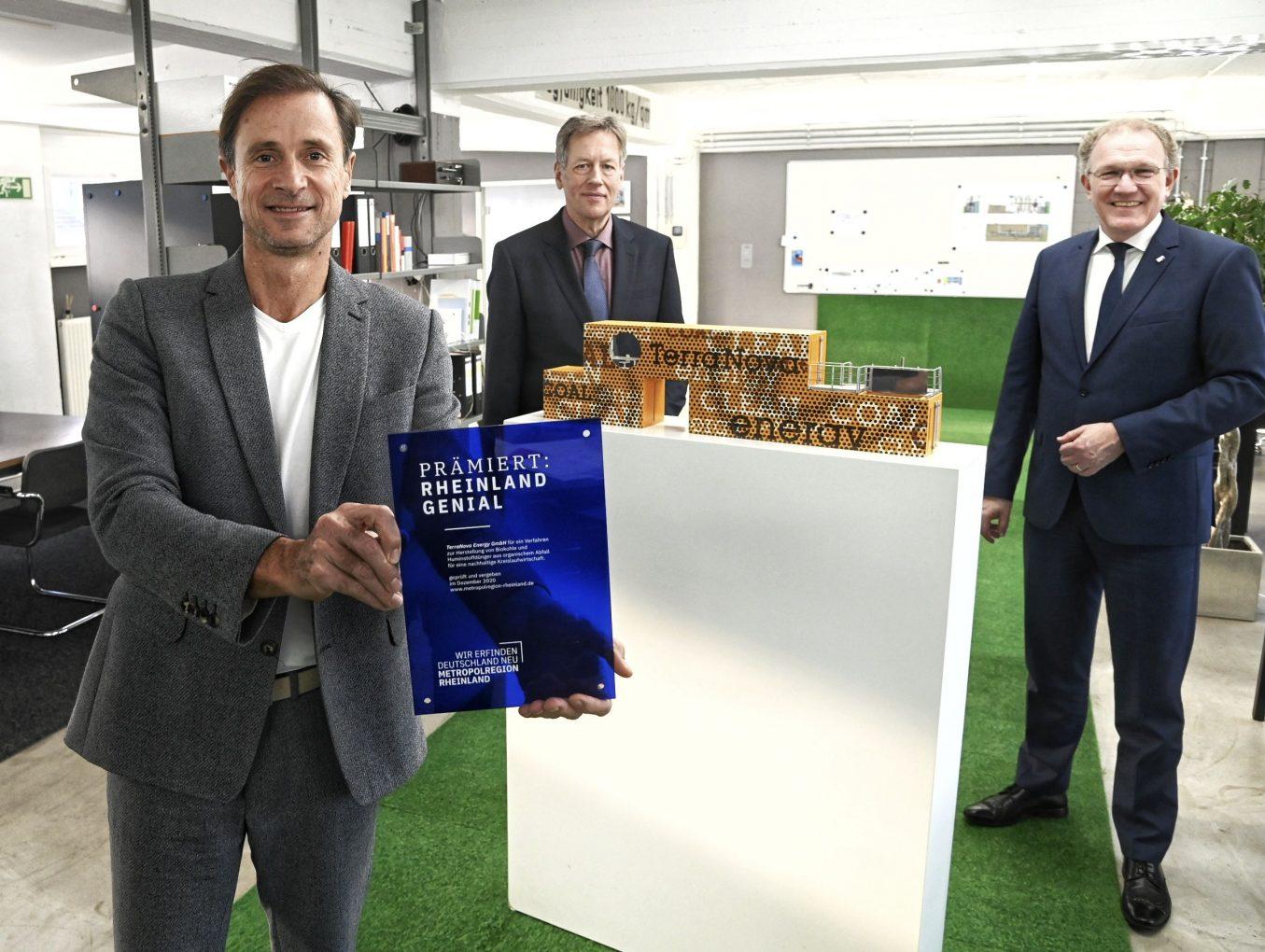 Innovationen aus Düsseldorf und Erkrath ausgezeichnet