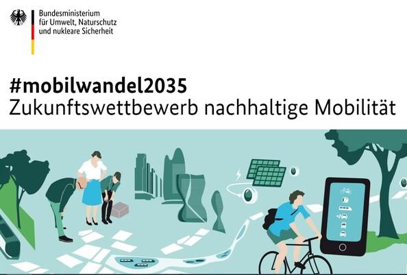 Metropolregion Rheinland beteiligt sich an Bundeswettbewerb #mobilwandel2035 des BMU