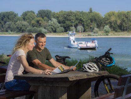 Mit dem Fahrrad die Region entdecken