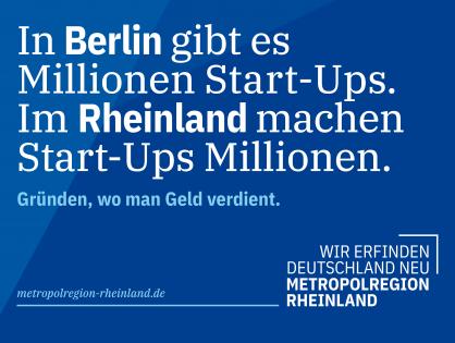 """Große Plakatkampagne zu """"Wir erfinden Deutschland neu"""" gestartet"""
