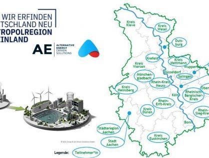 H2City: Vorstellung der Befragungsergebnisse zu Wasserstoffanwendungen in Städten und Kreisen des Rheinlands