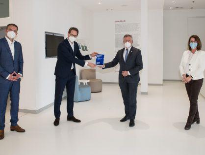 RHEINLAND GENIAL: Janssen erhält Auszeichnung für Entwicklung von COVID 19-Impfstoff