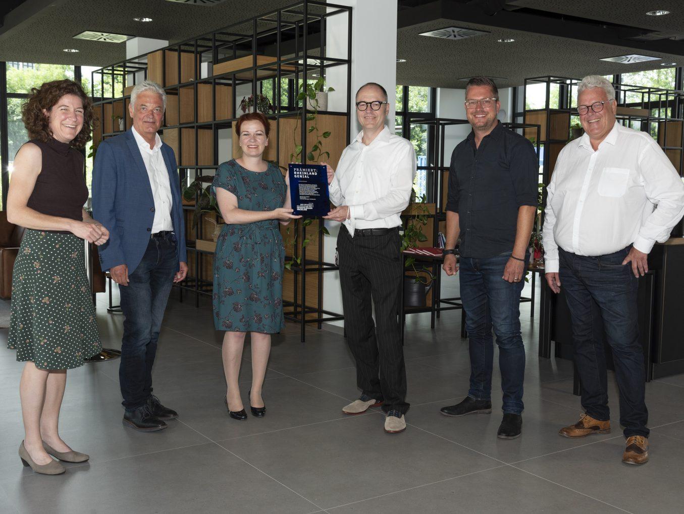 Tarent Solutions für innovative Organisationsentwicklung ausgezeichnet