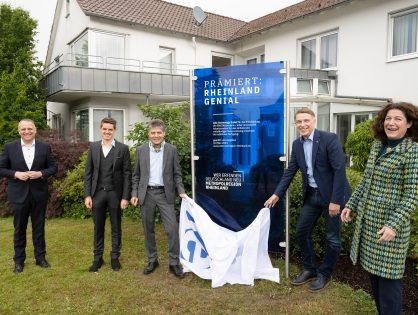 Unternehmen aus Rhein-Berg-Kreis für Innovationen in den Bereichen Gesundheit und Automationslösungen ausgezeichnet