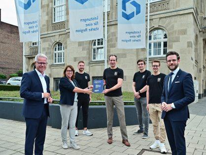 RHEINLAND GENIAL-Award für digitale Materialplattform