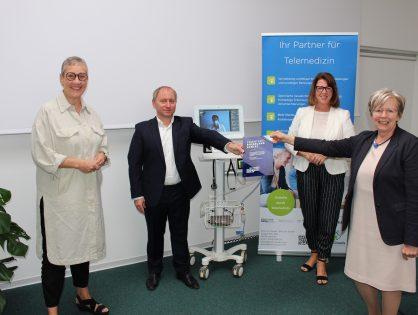 Die Docs in Clouds GmbH wurde mit dem Innovationspreis RHEINLAND GENIAL ausgezeichnet