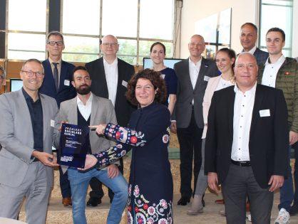 """Sechs Wuppertaler Unternehmen sind """"RHEINLAND GENIAL"""""""