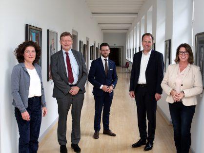 Eine Stimme auf nationaler und internationaler Bühne - neu gebildeter Verwaltungsrat der Metropolregion Rheinland